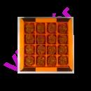Bee Bon - virágporos gyümölcs csemege