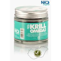 100% tisztaságú krill olaj Asztaxantin tartalommal - NKO KRILL-Omega3 (60db)