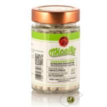 Öt gomba kivonatát és kurkumát tartalmazó étrend-kiegészítő készítmény - MicoVit gombakeverék