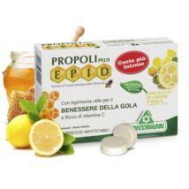EPID Propolisz szopogatós tabletta, mézes-citromos (cukormentes)