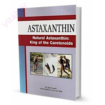 Könyv az asztaxantin hatásairól - Natural Astaxanthin: King of the Carotenoids