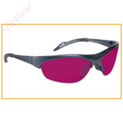 Regeneráló és harmonizáló vörös színű terápiás szemüveg - Magenta lencsével a harmóniáért