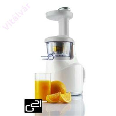 Gyümölcsprés - G21 Perfect Juicer  zöld gyümölcsprés