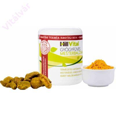 Gyulladásokra, reumás és ízületi fájdalmakra minőségi gyógynövényes balzsam - HillVital Gyógyfüves Mesterbalzsam