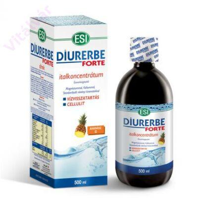 Diurerbe Forte italkoncentrátum 500ml - ananász
