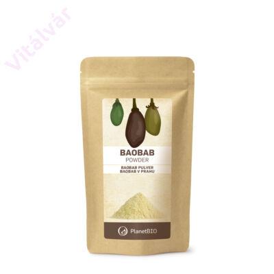 Természetes bélflóratámogató antioxidáns és rostforrás C-vitaminnal - BAOBAB por (majomkenyérfa)