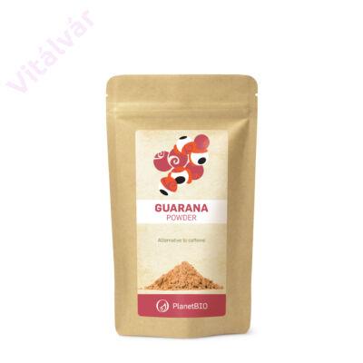 Lassú felszívódású, koffein tartalmú gyümölcs - GUARANA POR (100 g)