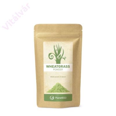 Gazdag vitamin-, ásványi anyag- és klorofill forrás - BÚZAFŰ POR (100 g)