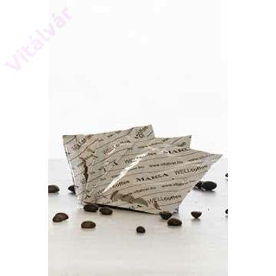 Természetes 100% arabica instant kávé Ganoderma gomba kivonattal - MAKKA Wellcoffee termékminta
